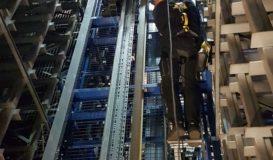Preventief onderhoud automatisch orderpicksysteem